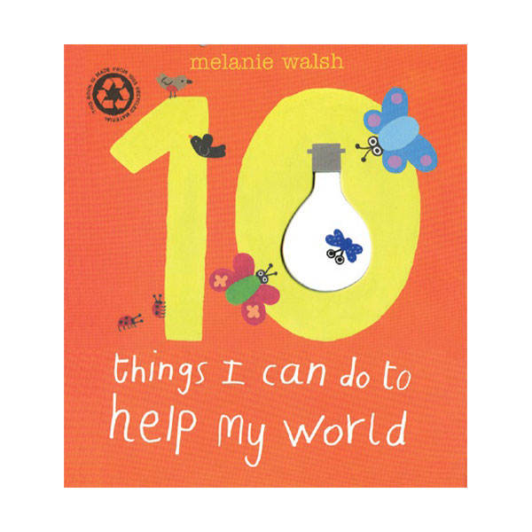 Pictory - 10 Things I Can Do to Help My World (Book & CD)