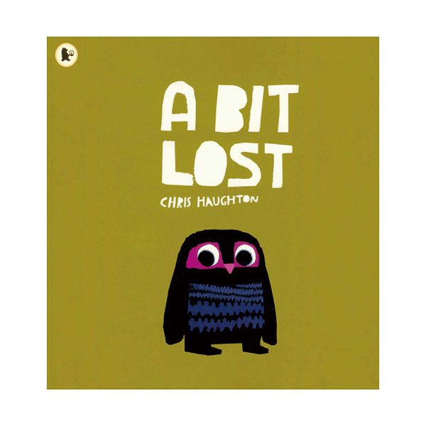 Pictory - A Bit Lost (Book & CD)