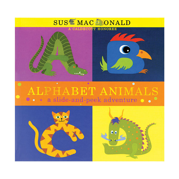 Pictory - Alphabet Animals (Book & CD)