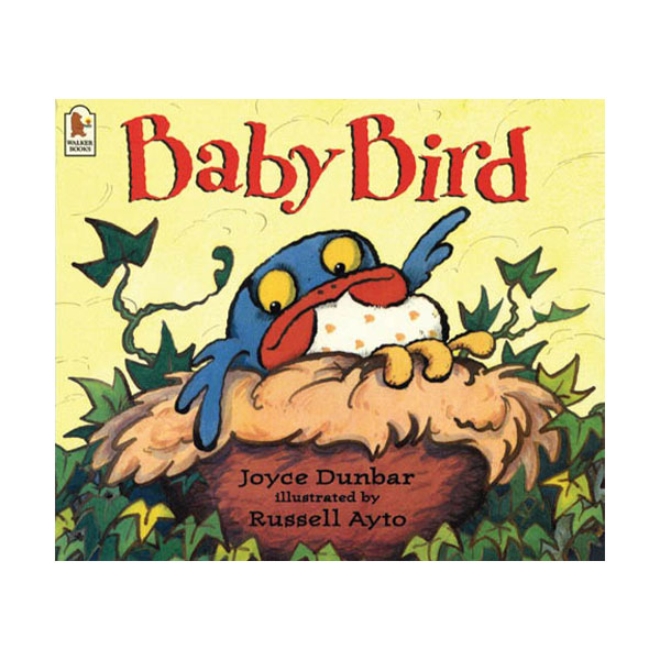 Pictory - Baby Bird (Book & CD)