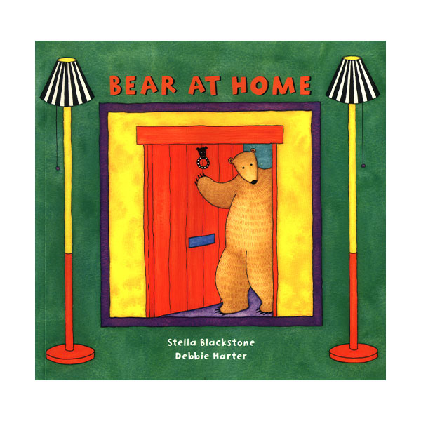Pictory - Bear at Home (Book & CD)