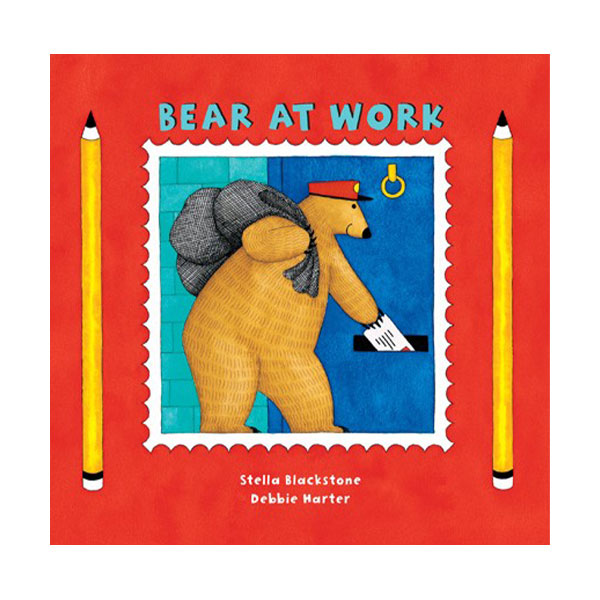 Pictory - Bear at Work (Book & CD)