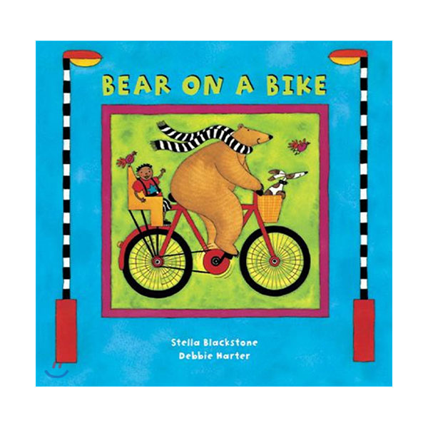 Pictory - Bear on a Bike (Book & CD)