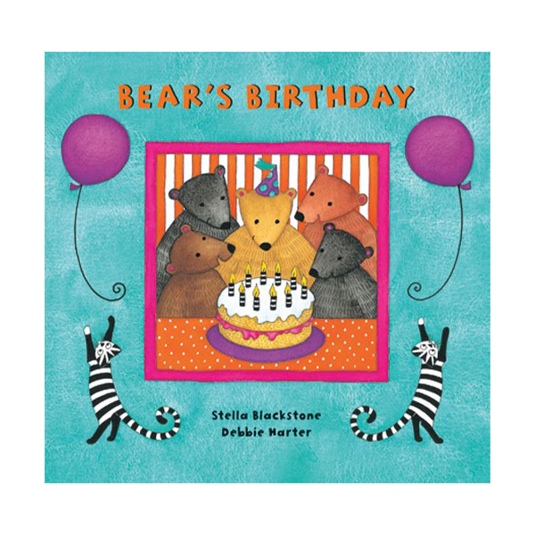 Pictory - Bear's Birthday (Book & CD)