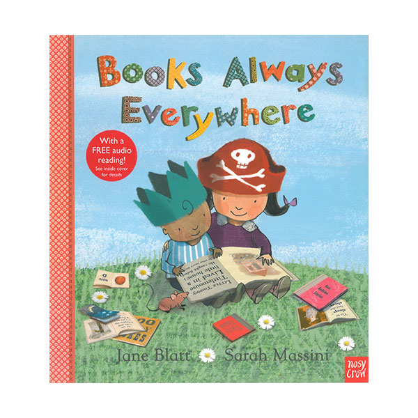 Pictory - Books Always Everywhere (Book & CD)