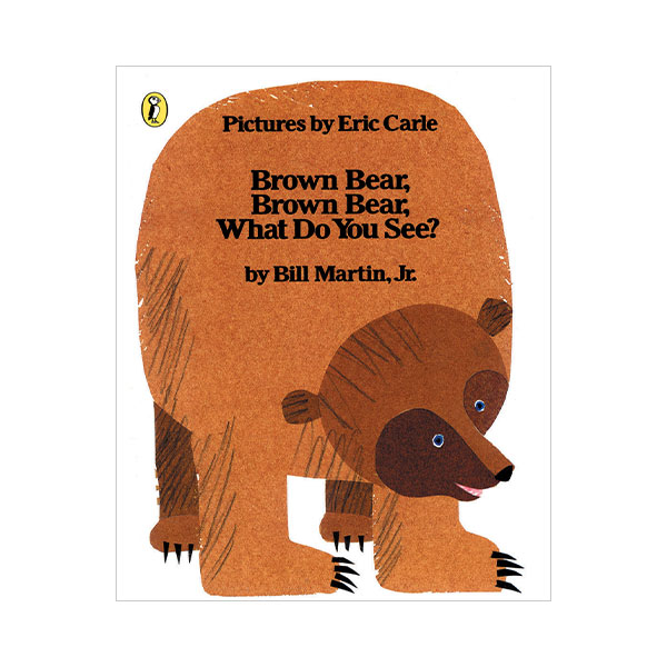 Pictory - Brown Bear, Brown Bear, What Do You See? (Paperback & CD)