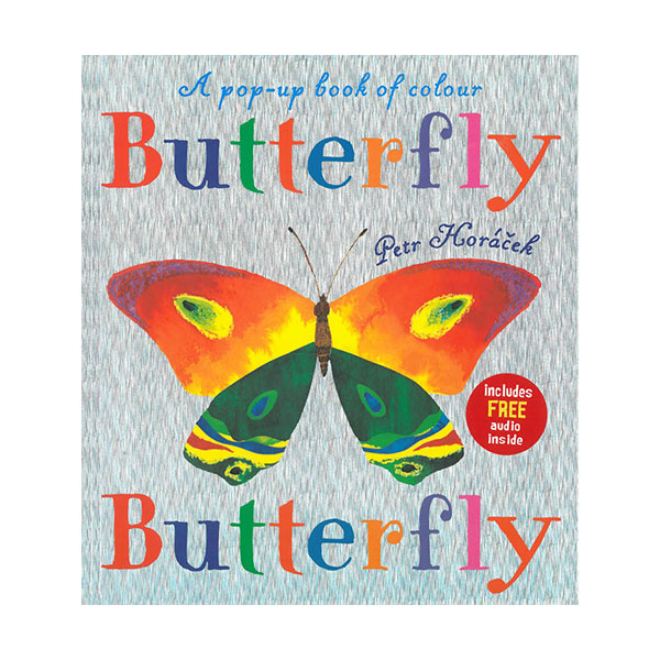 Pictory - Butterfly Butterfly (Hardcover & 음원)