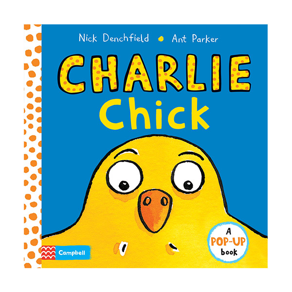 Pictory - Charlie Chick (Book & CD)