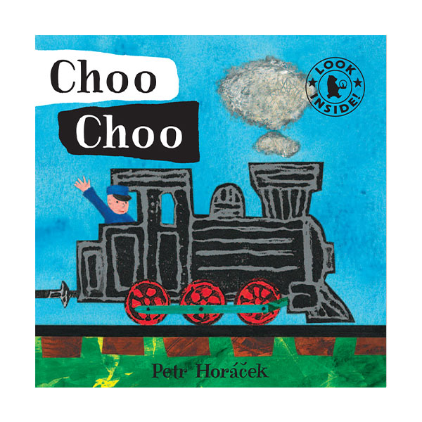 Pictory - Choo Choo (Board book & CD)