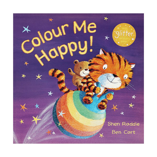 Pictory - Colour Me Happy (Book & CD)