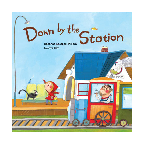 Pictory - Down by the Station (Book & CD)