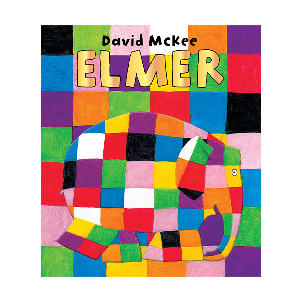 Pictory - Elmer (Book & CD)