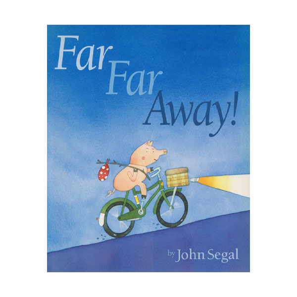 Pictory - Far Far Away! (Paperback & CD)