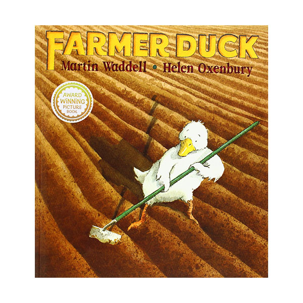 Pictory - Farmer Duck (Book & CD)