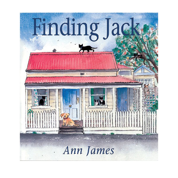 Pictory - Finding Jack (Book & CD)