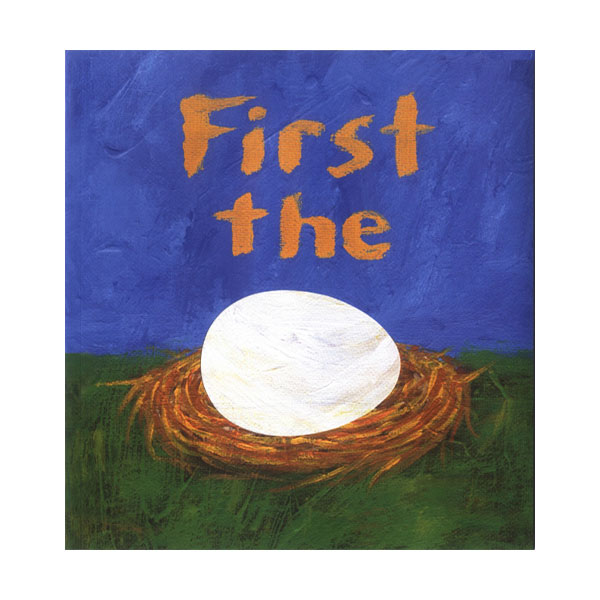 Pictory - First the Egg (Book & CD)