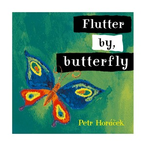 Pictory - Flutter by, Butterfly(Book & CD)