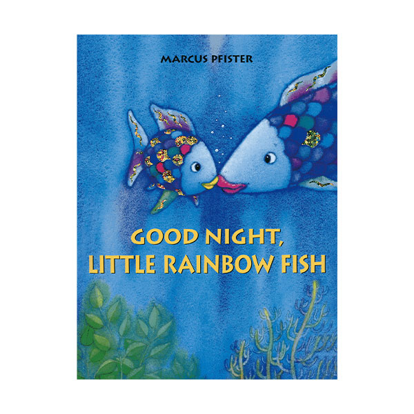 Pictory - Good Night, Little Rainbow Fish (Book & CD)