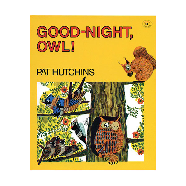 Pictory - Good-Night, Owl! (Book & CD)