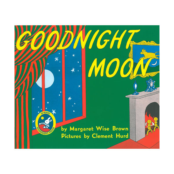 Pictory - Goodnight Moon (Paperback & CD)