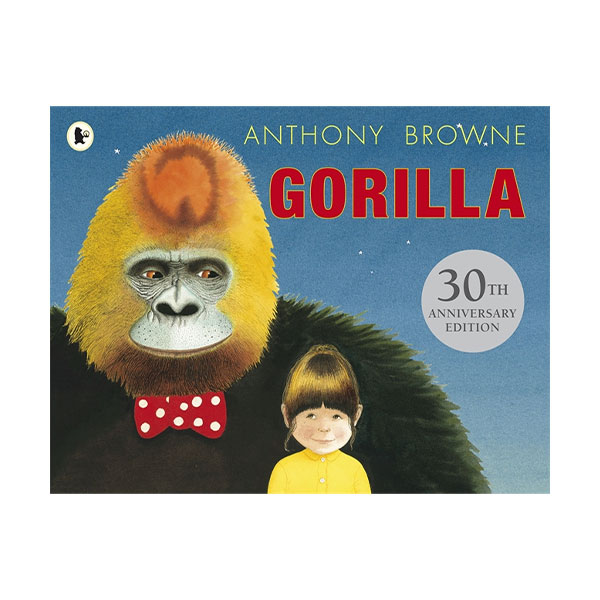 Pictory - Gorilla (Book & CD)