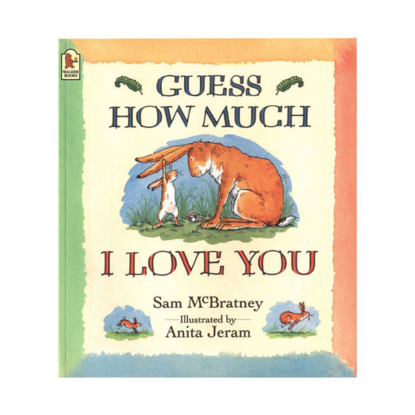 Pictory - Guess How Much I Love You (Paperback & CD)