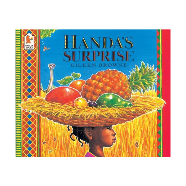 Pictory - Handa's Surprise (Book & CD)