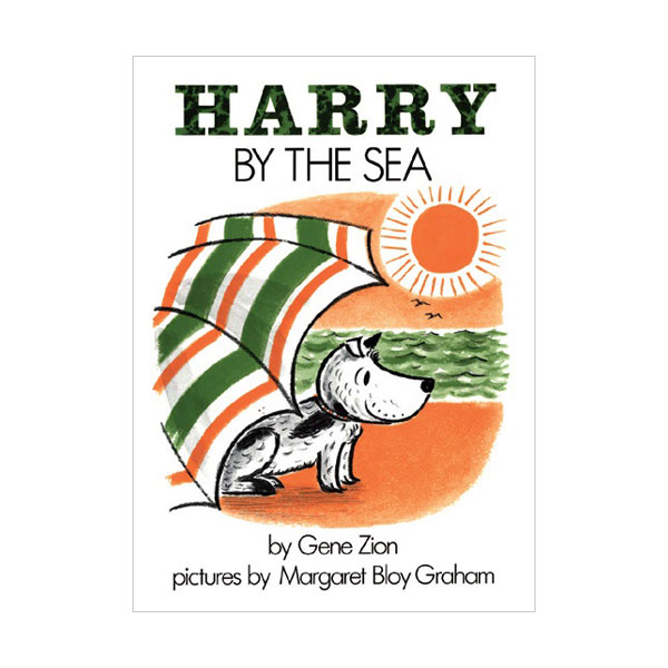 Pictory - Harry by the Sea (Book & CD)