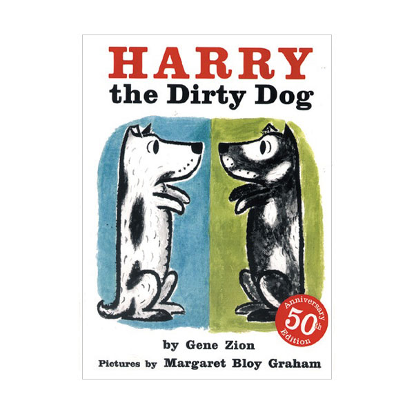 Pictory - Harry the Dirty Dog (Book & CD)