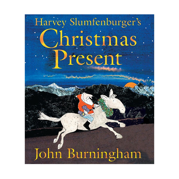 Pictory - Harvey Slumfenburger's Christmas Present (Book & CD)