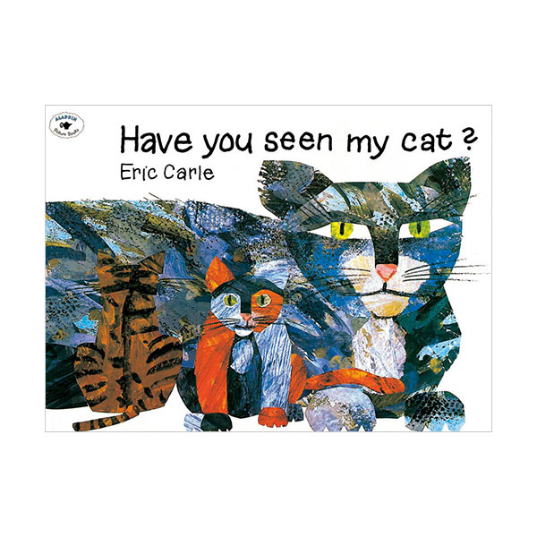 Pictory - Have You Seen My Cat? (Book & CD)