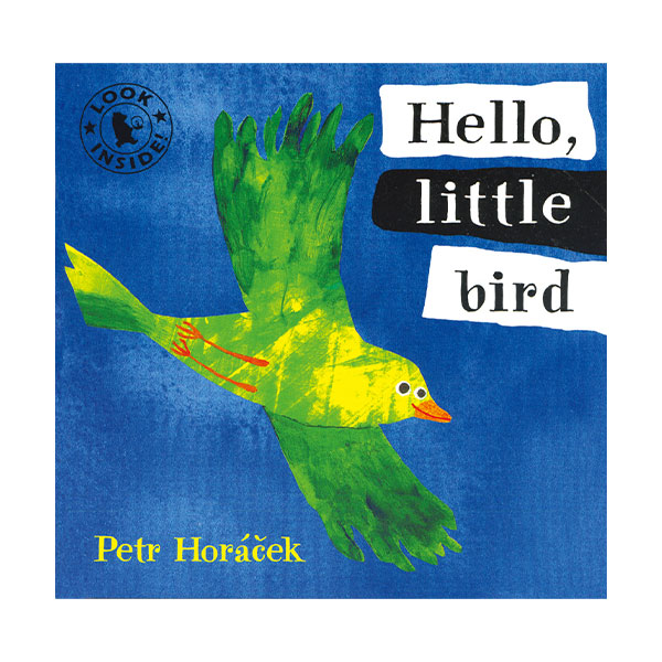Pictory - Hello, Little Bird (Book & CD)