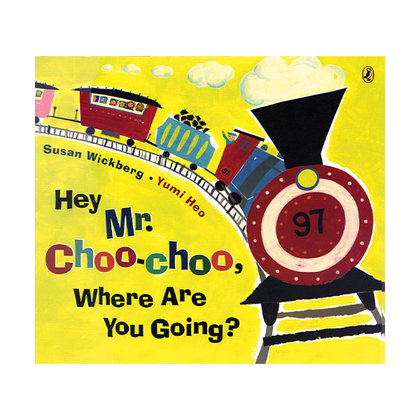 Pictory - Hey Mr. Choo-Choo, Where Are You Going? (Book & CD)