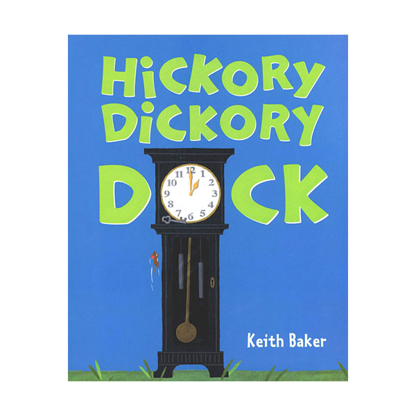 Pictory - Hickory Dickory Dock (Book & CD)