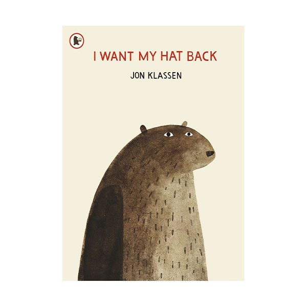 Pictory - I Want My Hat Back (Book & CD)
