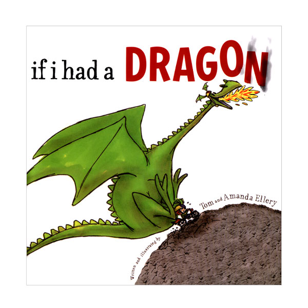 Pictory - If I Had a Dragon (Book & CD)