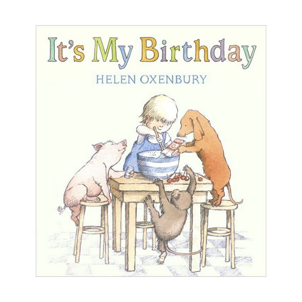 Pictory - It's My Birthday (Book & CD)