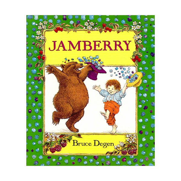 Pictory - Jamberry (Book & CD)