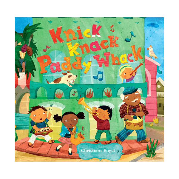 Pictory - Knick Knack Paddy Whack (Book & CD)
