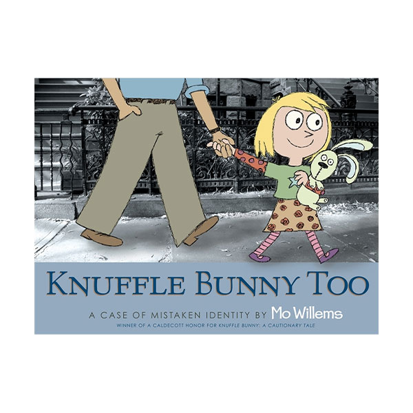 Pictory - Knuffle Bunny Too (Book & CD)