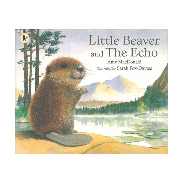 Pictory - Little Beaver and the Echo (Book & CD)