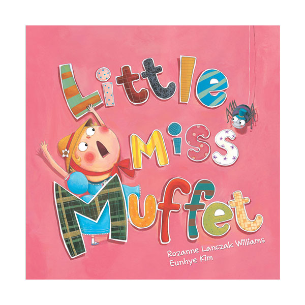 Pictory - Little Miss Muffet (Book & CD)