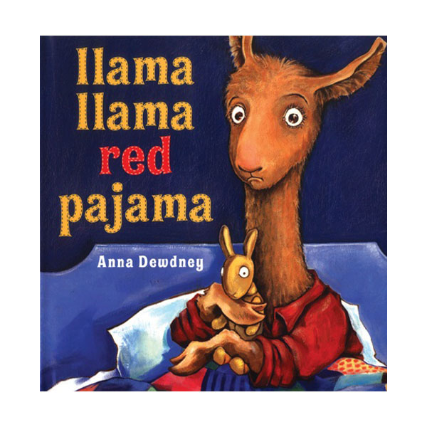 Pictory - Llama Llama Red Pajama (Book & CD)