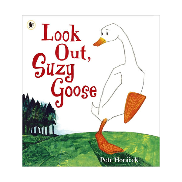 Pictory - Look Out Suzy Goose (Book & CD)