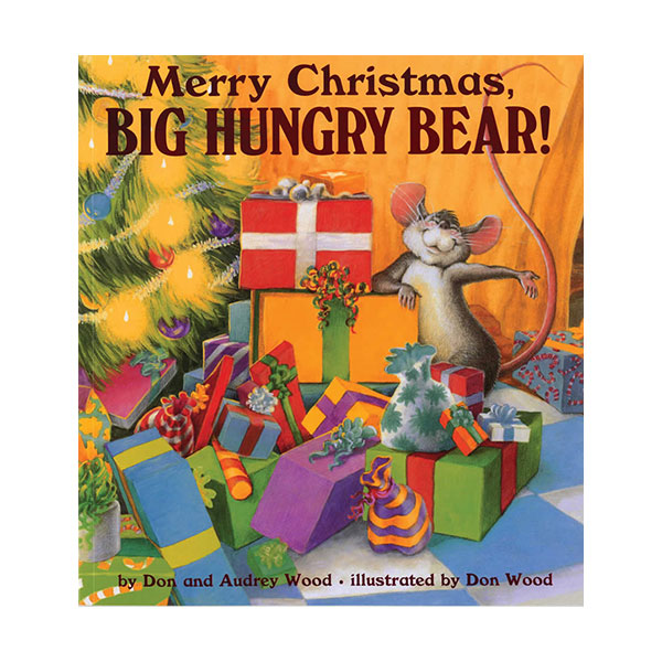 Pictory - Merry Christmas, Big Hungry Bear! (Book & CD)