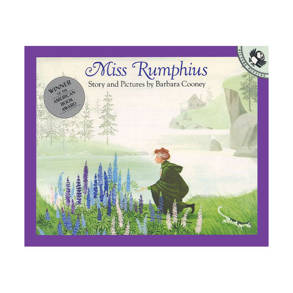 Pictory - Miss Rumphius (Book & CD)