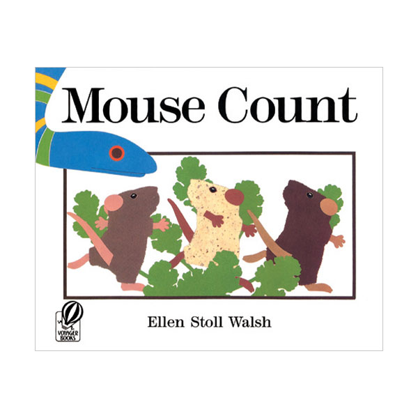 Pictory - Mouse Count (Book & CD)