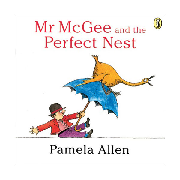 ☆윈터세일☆Pictory - Mr. McGee and the Perfect Nest (Book & CD)