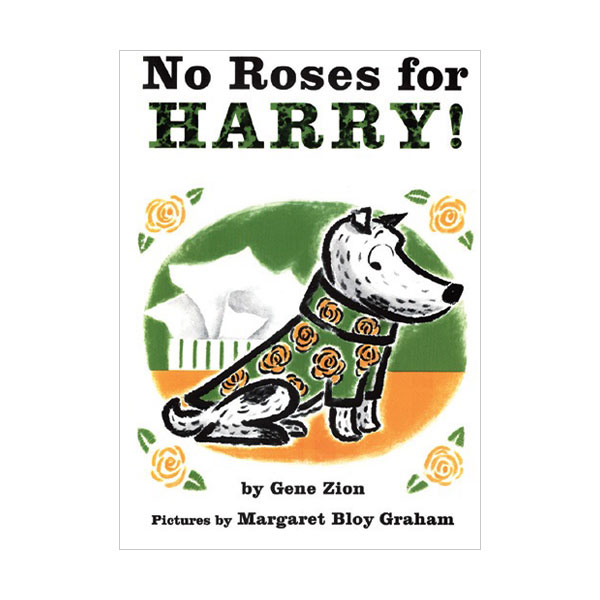 Pictory - No Roses for Harry! (Book & CD)