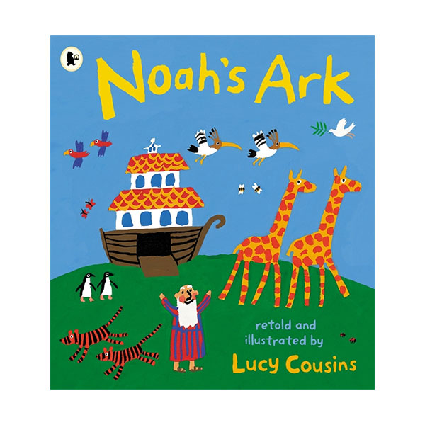 Pictory - Noah's Ark (Book & CD)